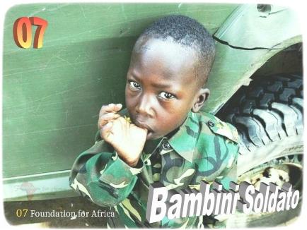 Bambini e Bambine Soldato