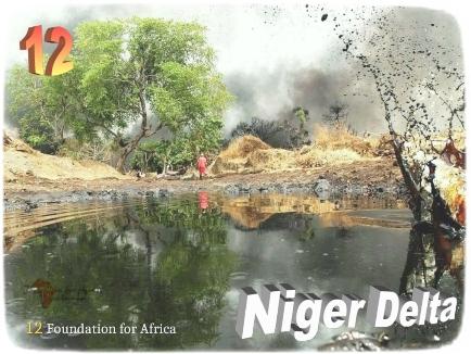 Inquinamento del Delta del Niger