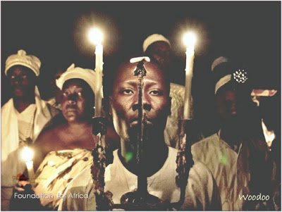 06 Il Woodoo nella vita africana