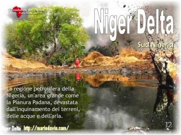 Delta del Niger, l'inquinamento che nessuno vuole vedere