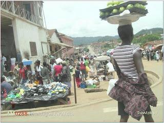 Dantokpa, Benin. Il mercato dove si vende di tutto, anche i bambini