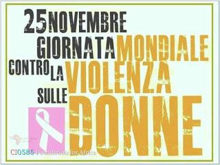 25 novembre .. Giornata contro la violenza sulle donne. Aforismi