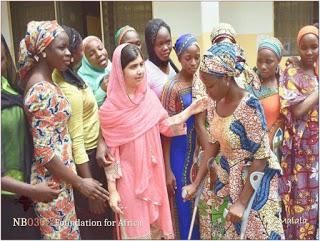 Missione di Malala in Nigeria per garantire l'istruzione alle bambine
