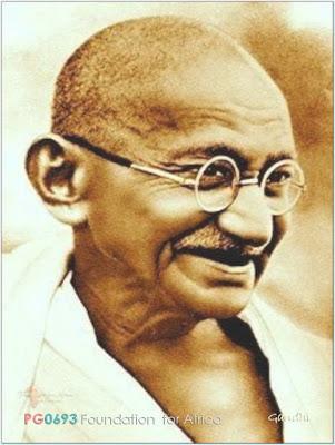 Gandhi, il profeta della non violenza. La grande anima