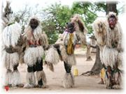 La religione Animista nell'Africa occidentale