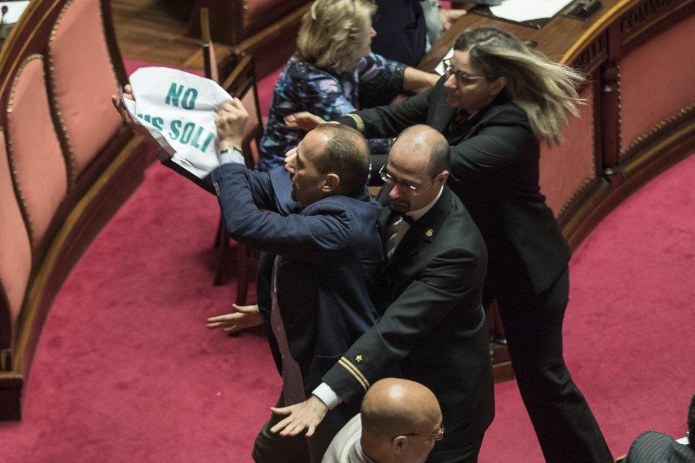 Ius Soli , finalmente la legge in aula al Senato per l'approvazione definitiva
