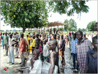 Nigeria, emergenza alimentare nel nord-est a causa delle devastazioni di Boko Haram