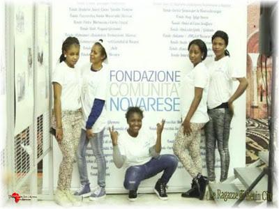 Al gruppo The Dynamite il premio La Ragazza di Benin City